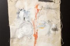 Elitärer Selbstverzweger, 48x88, oil on canvas, 2017