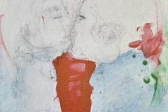 bejo 1, 40x30, mixed media on canvas, 2019